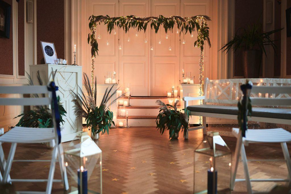 A night under the stars - Sharona Weddings & More